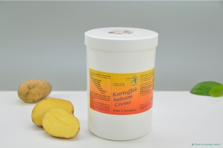 Kartoffelbalsam Creme  1000 ml in Refilldose